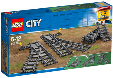 60238 Switch Tracks City