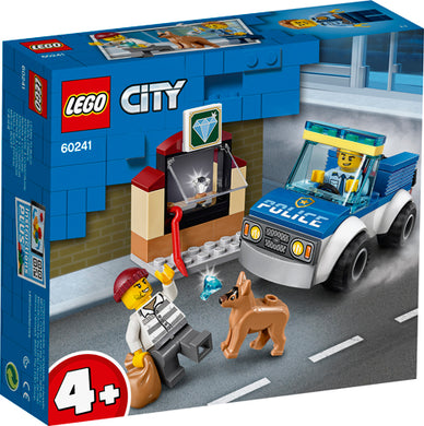 60241 Police Dog Unit City