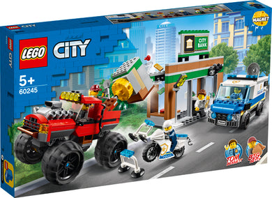 60245 Police Monster Truck Heist City