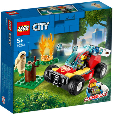 60247 Forest Fire City