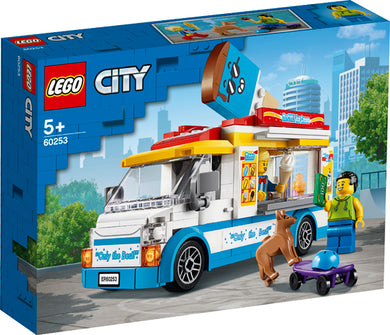 60253 Ice Cream Truck City
