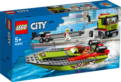 60254 Race Boat Transporter City