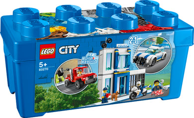 60270 Police Brick Box City