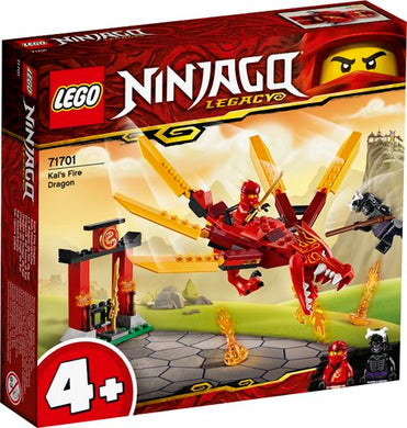 71701 Kai's Fire Dragon Ninjago