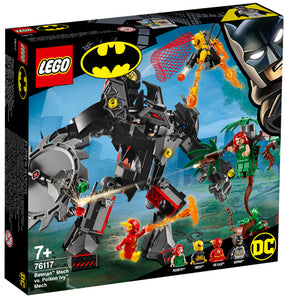 76117 Batman Mech Vs Poison Ivy Mech Batman