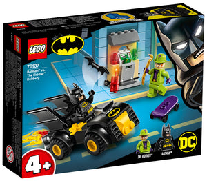 76137 Batman Vs The Riddler Robbery Batman