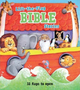 Bible Stories Lift The Flap