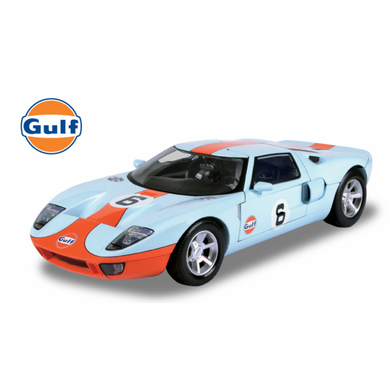 Ford GT Concept (Gulf Livery) (scale 1 : 24)