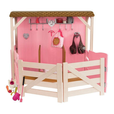 OG Deluxe Saddle Up Stables (Horse Barn)