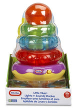 Load image into Gallery viewer, Little Tikes Lights & Sound Stacker