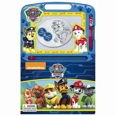 Learning Series - Paw Patrol (easy writer)