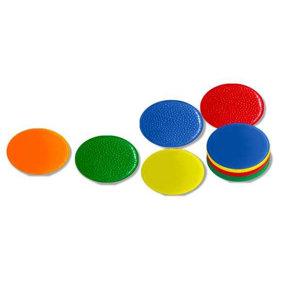 Round Counters 100pc (5 x colours)