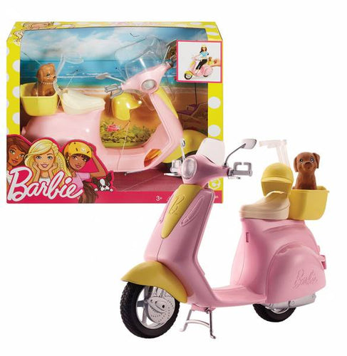 Barbie Mo-Ped (Scooter)