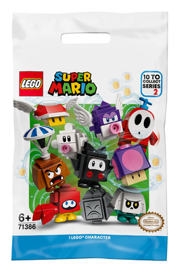 71386 Character Pack Series 2 Super Mario