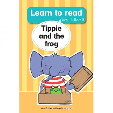 Tippie & The Frog (Level 1 : Book 9)