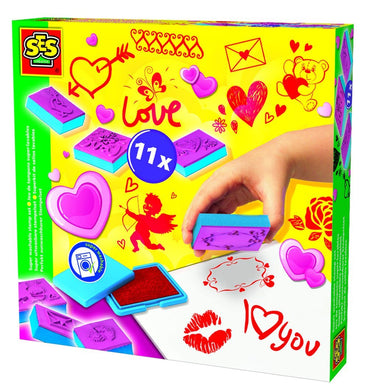 Super Washable Stamp Set Love (SES)