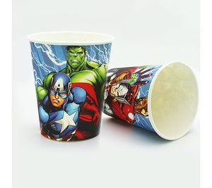 Mighty Avengers Cups 8pc