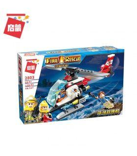 Fire Rescue/Rescue Helicopter 117pc