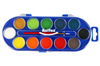 Rolfes Watercolour 12pce