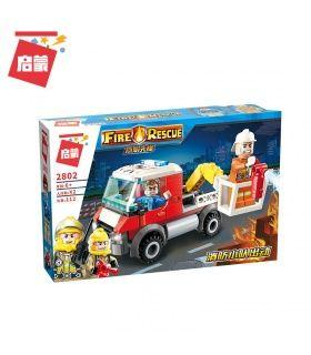 Fire Rescue/Light Attack Vehicle 112pc
