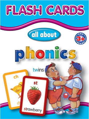 Big Flash Cards - Phonics