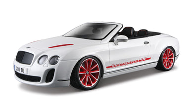 Burago Bentley Convertible  (scale 1 : 18)