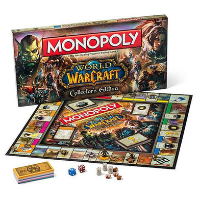 Monopoly-World Of Warcraft