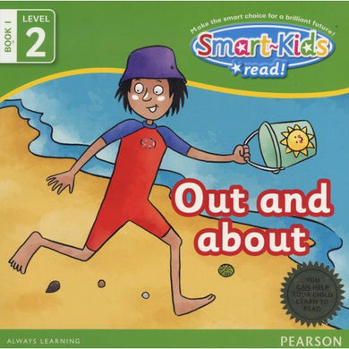 Smart-Kids Read! Out And About (Book 1, Level 2)