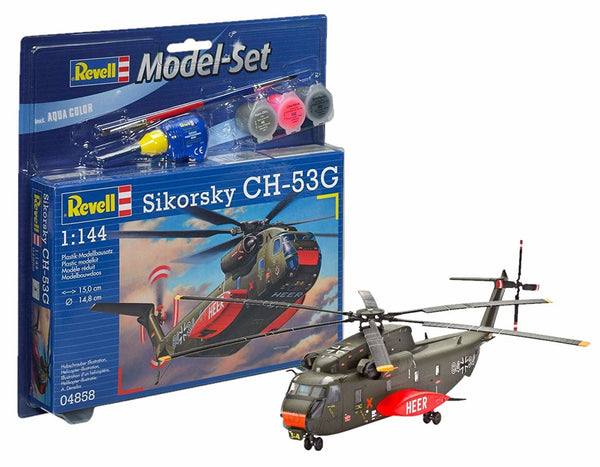 Model Set CH-53G Heavy Transport (scale 1 : 144)