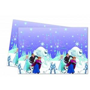 Frozen Snowflakes Tablecover 120x180cm