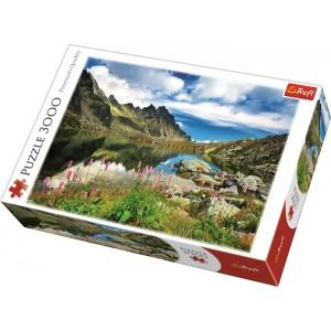 Puzzle 3000pc Pond In Tatras Mountains
