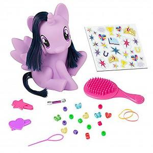 MLP Twilight Sparkle Styling Head