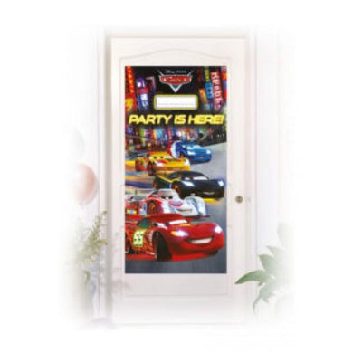 Cars Personalized Door Banner