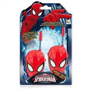 Spiderman Walkie Talkie Face 2pc