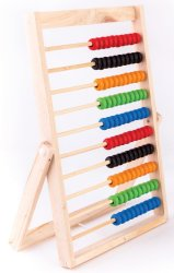 Abacus Wooden 100 Beads