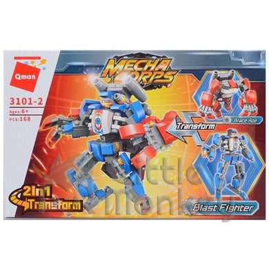 Mecha Corps/Blast Fighter 168pc