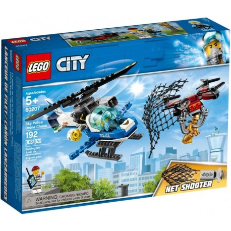 60207 Sky Police Drone Chase City