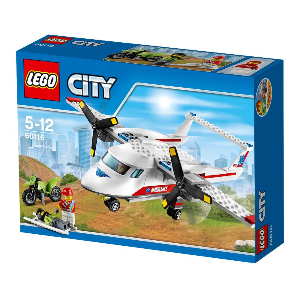60116 Ambulance Plane  City