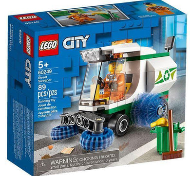 60249 Street Sweeper City