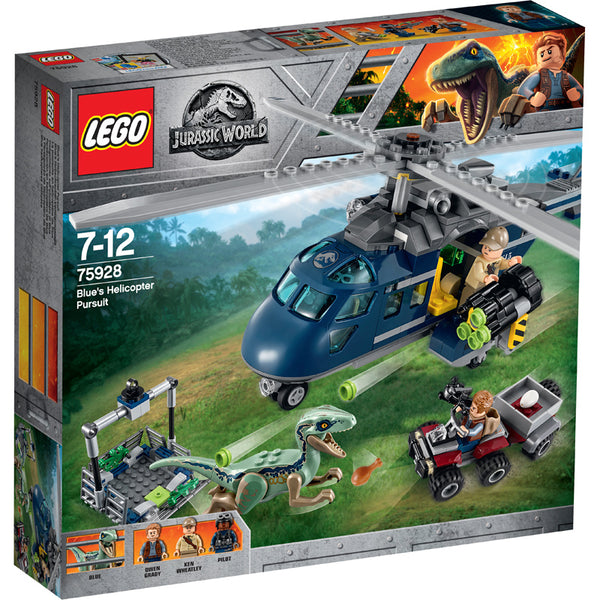 75928 Blue's Helicopter Pursuit Jurassic World
