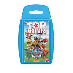 Top Trump Cards Paw Patrol