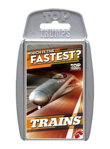 Top Trump Cards Trains