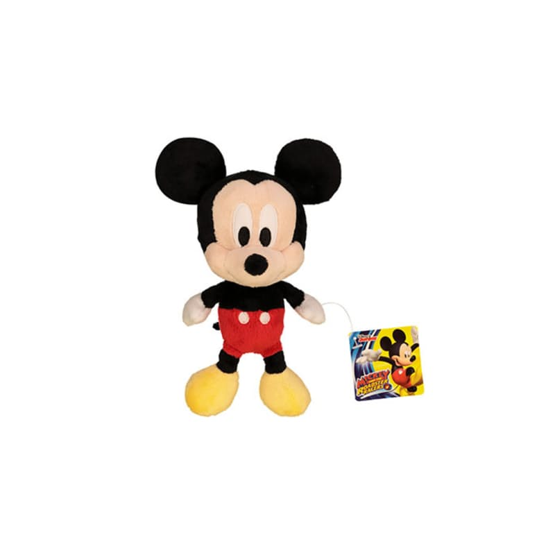 Mickey Big Head Plush 17cm