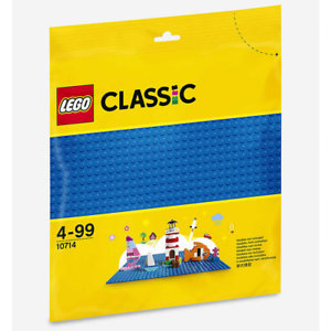 10714 Blue Baseplate Classic