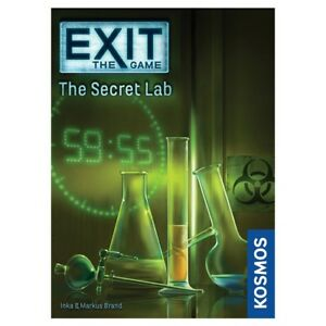EXIT the Game - The Secret Lab