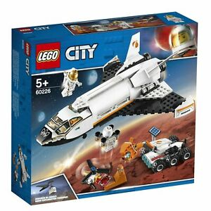 60226 Mars Research Shuttle City