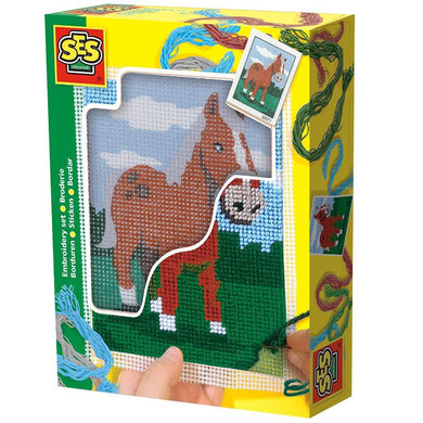 Embroidery Horse Set (SES)