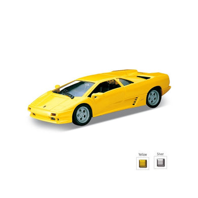 Lamborghini Diablo Yellow (scale 1 : 24)