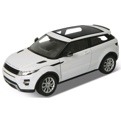 Range Rover Evoque White 2011 (scale 1 : 24)