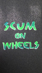 Scum Skates Grip Tape!